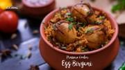 Pressure Cooker Egg Biryani – Biryani Recipe  – Ramadan Recipes