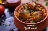 Pressure Cooker Egg Biryani – Biryani Recipe  – Ramadan Recipes