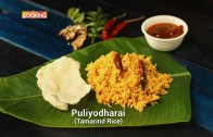 Puliyodharai – Tamarind Rice recipe – Variety Rice – Ventuno Home Cooking