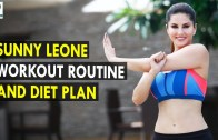 Sunny Leone Workout Routine & Diet Plan – Health Sutra – Best Health Tips