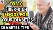 Top10 Fiber Rich Foods for Your Diabetes Diet – Diabetes health Tips