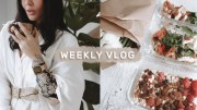 Spend the week with me –  VLOG – Tattoos + Meal Prep + Favourite Leg Workout