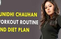 Sunidhi Chauhan Workout Routine & Diet Plan – Health Sutra – Best Health Tips