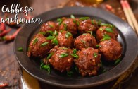 Cabbage Manchurian – Indo-Chinese Recipe