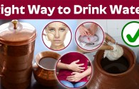 AYURVEDIC REMEDIES TO MANAGE DIABETES – Right way to drink water as per Ayurveda – Health Tips