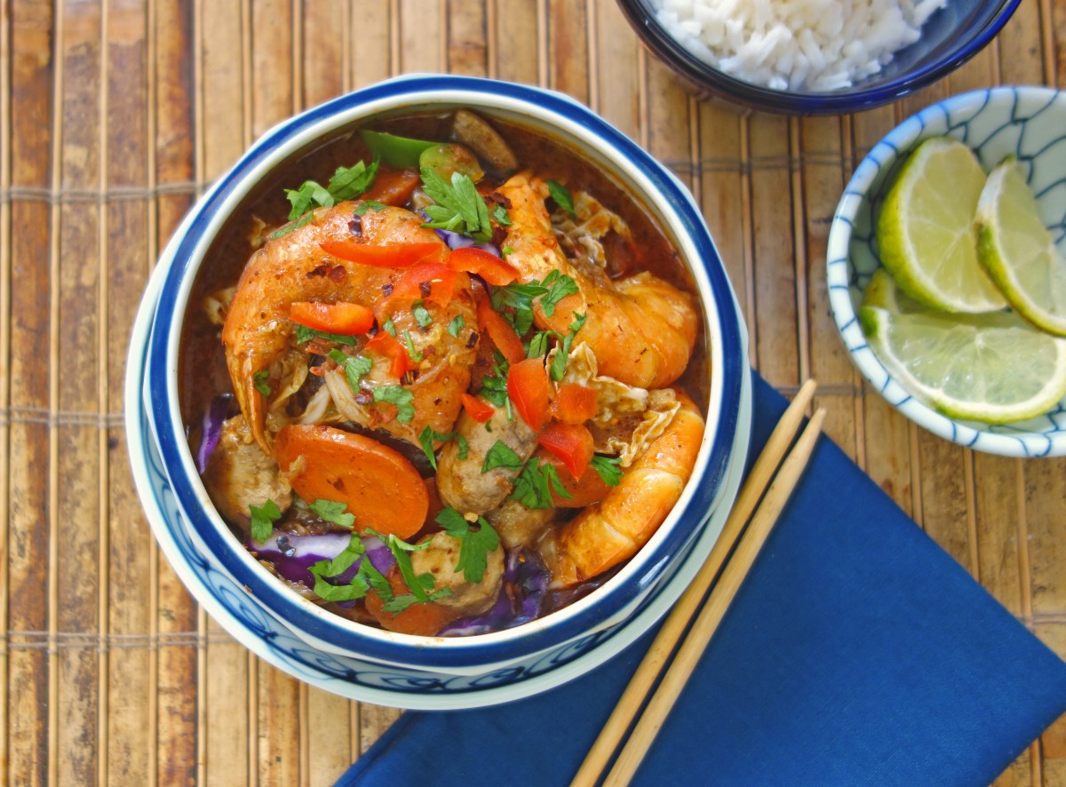 Recipe: Easy Thai Curry