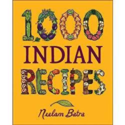 Review:  '1,000 Indian Recipes' A Cookbook for All Seasons
