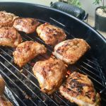 West African Spicy Grilled Chicken | cookglobaleatlocal.com
