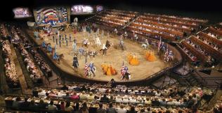 Dixie Stampede Main Arena
