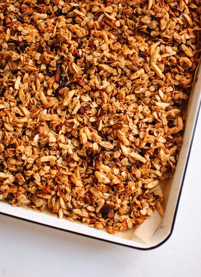 Honey Almond Granola