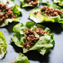 Kitchen Essentials From Calphalon Home Styles Cart Thai-style Lettuce Wraps - Cookie And Kate