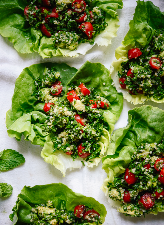 Avocado Tabbouleh Recipe  Cookie and Kate