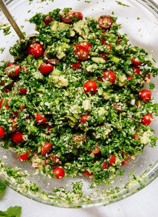 Avocado Tabbouleh Recipe  Cookie and Kate