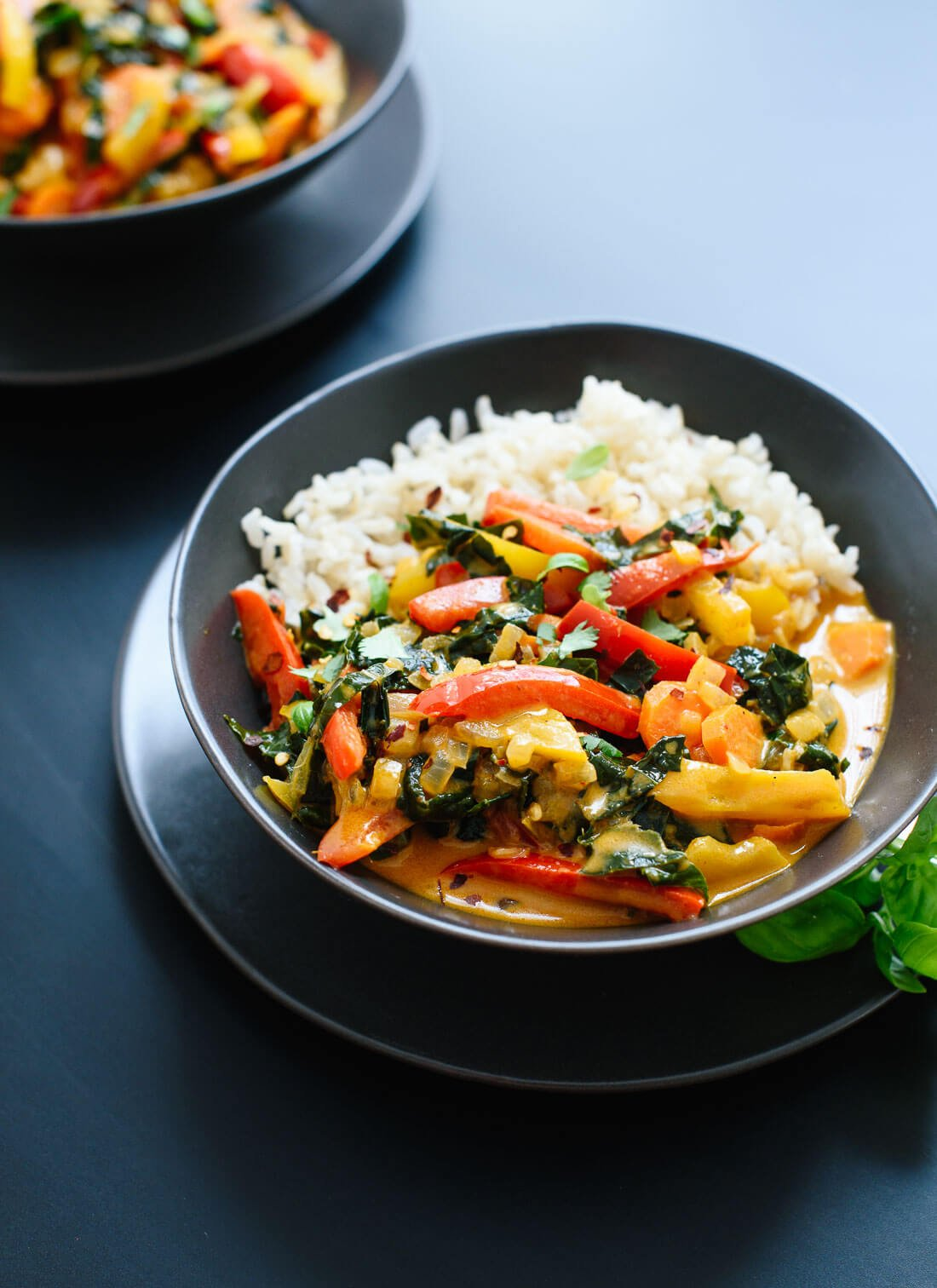 Thai Red Curry Recipe with Vegetables  Cookie and Kate