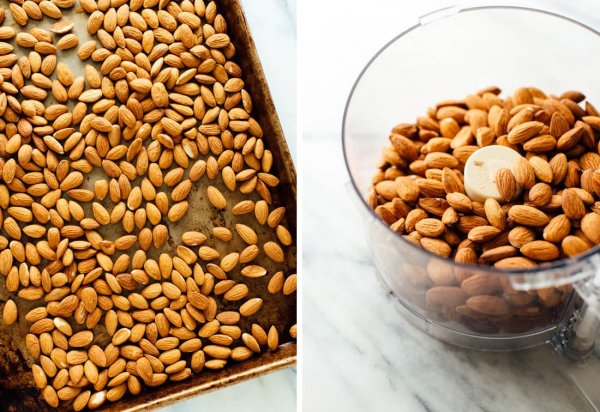 How to Make Almond Butter Cookie and Kate