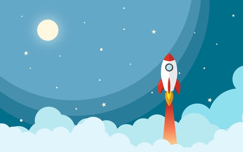 Raketenstart im Online Marketing