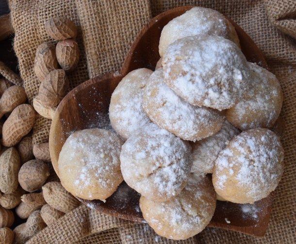 Mtedza koekje uit Malawi