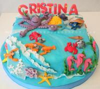 Ocean Animal Cupcake Toppers  Craftbnb