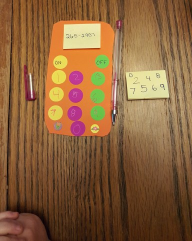 Use this fun number and social studies learning activity with your kindergartner!