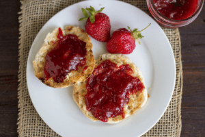 Easy Strawberry Rhubarb Jam