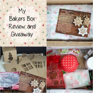My Bakers Box Review & Giveaway