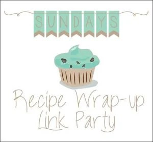 Sunday's Recipe Wrap-up