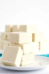 homemade vanilla fudge