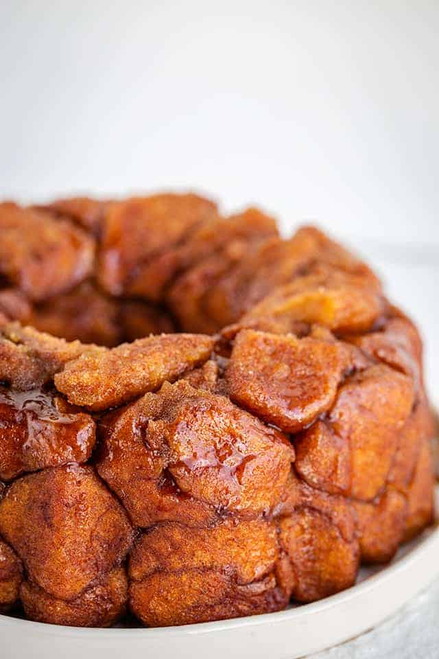 Instant Pot Monkey Bread Cookie Dough And Oven Mitt