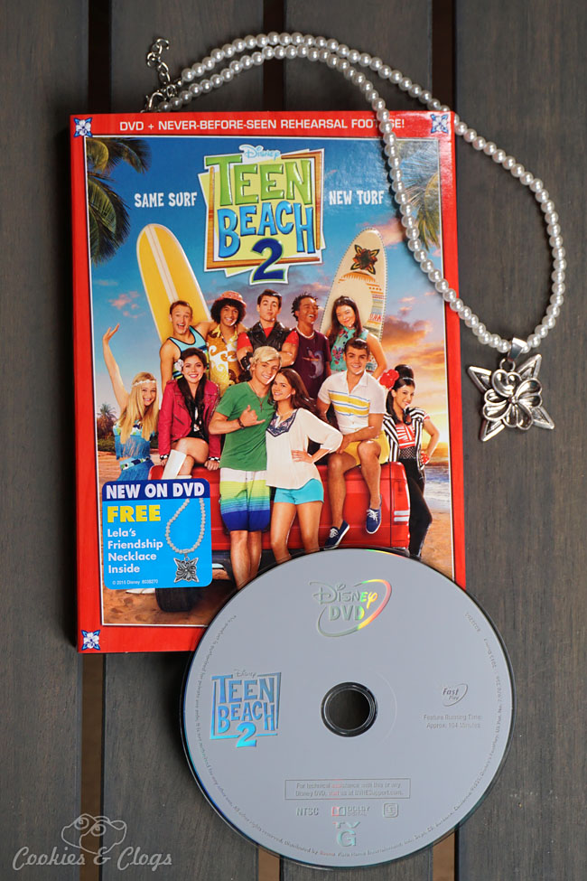 Teen Beach Movie 2 : beach, movie, Beach, Movie, About