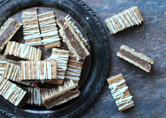 Graham Cracker Bars | Cookies and Cups