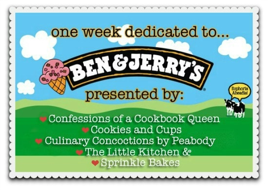 Ben and Jerry's Week!