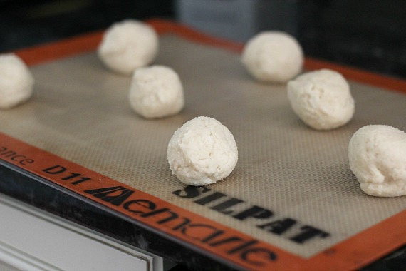 Creme Brulee Cookies | www.cookiesandcups.com