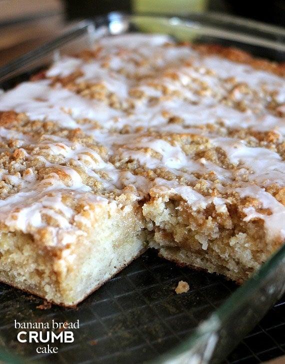 recipe: banana crumb cake muffins [6]