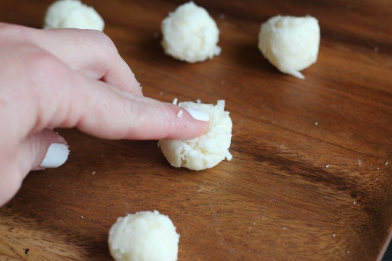 Coconut Candy. No bake and ready in just minutes! www.cookiesandcups.com