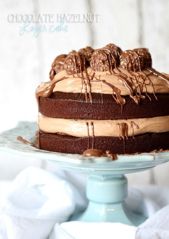 chocolate mousse filling recipe for wedding cake chocolate hazelnut layer cake cookies and cups 12728