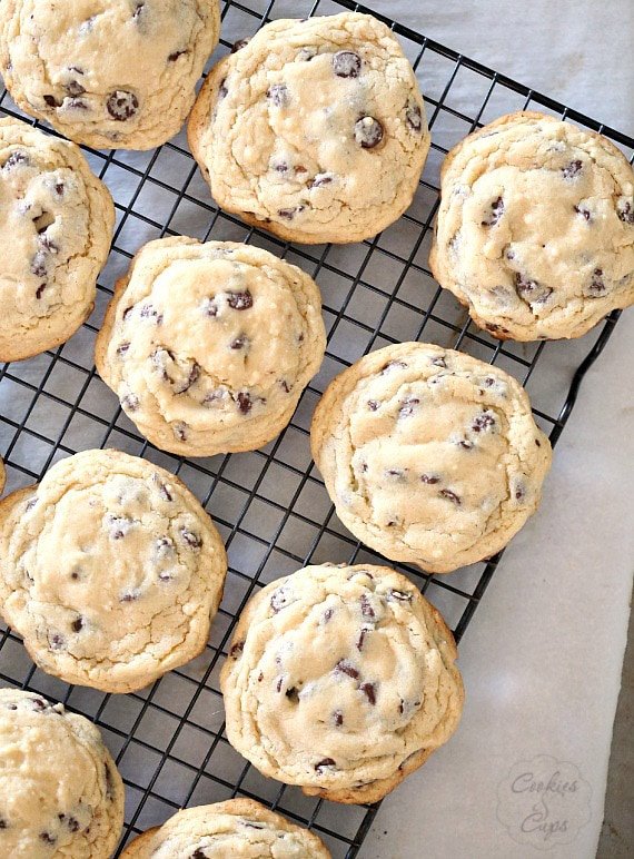 Chocolate Chip Cookies Made With Bisquick