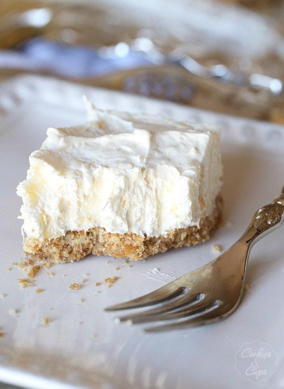 Potluck Cheesecake Dessert