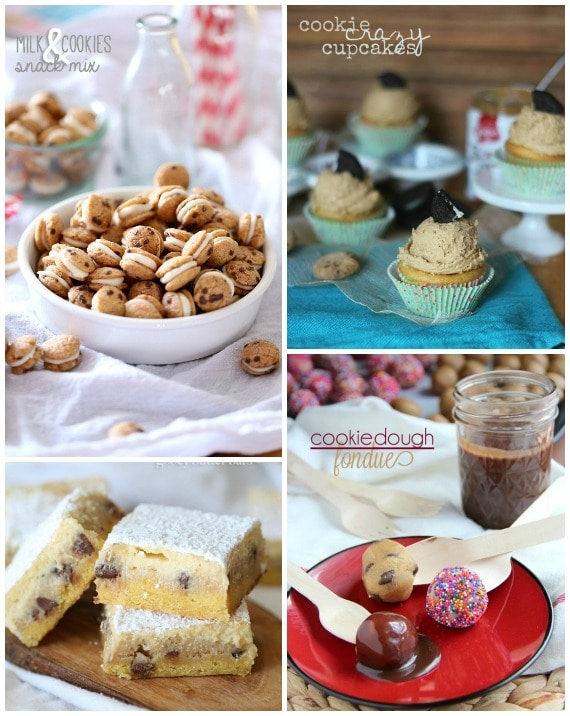 Cookie Dough other Cookie Treats