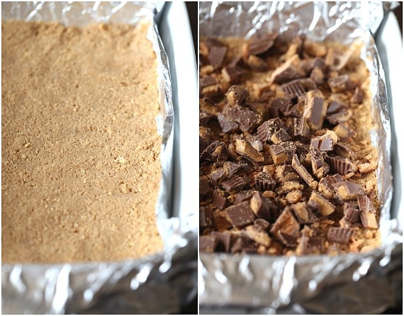 Outrageous Peanut Butter Candy Bars