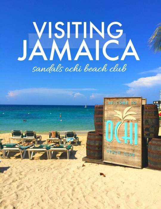 My Trip Jamiaca | Sandals Ochi Beach Club