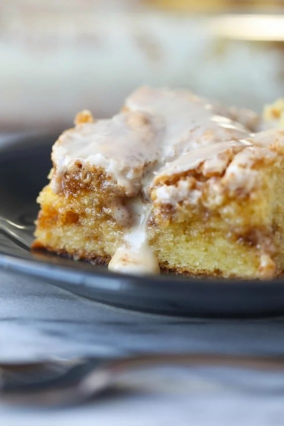 recipe: cinnamon roll birthday cake [26]
