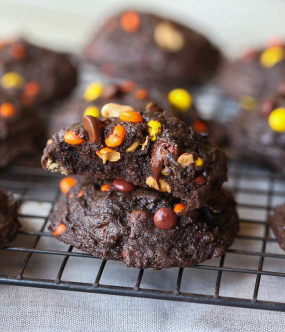 chocolatepeanutbuttercookies-7