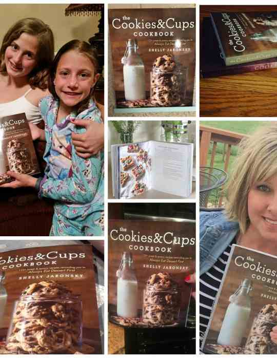 The Cookies and Cups Cookbook Around the Country!