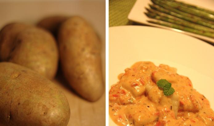 Potatoes - Homemade Gnocchi