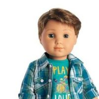 Things I'm Willing To Believe About Logan Everett, The Boy American Girl Doll