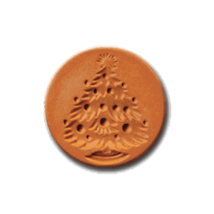 1001-Christmas Tree Cookie Stamp | CookieStamp.com
