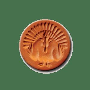 1037 Turkey Cookie Stamp | CookieStamp.com