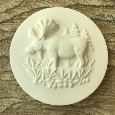 PS 374 Moose Pot Saver | CookieStamp.com