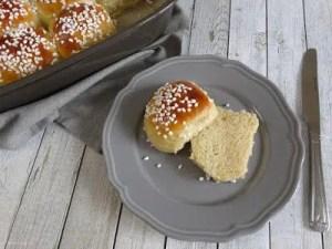 Pikku Pulla (süßes finnisches Hefegebäck)