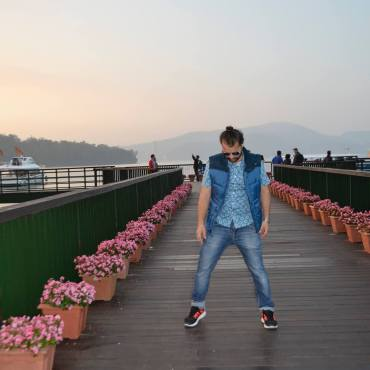 2 days in sun moon lake taiwan